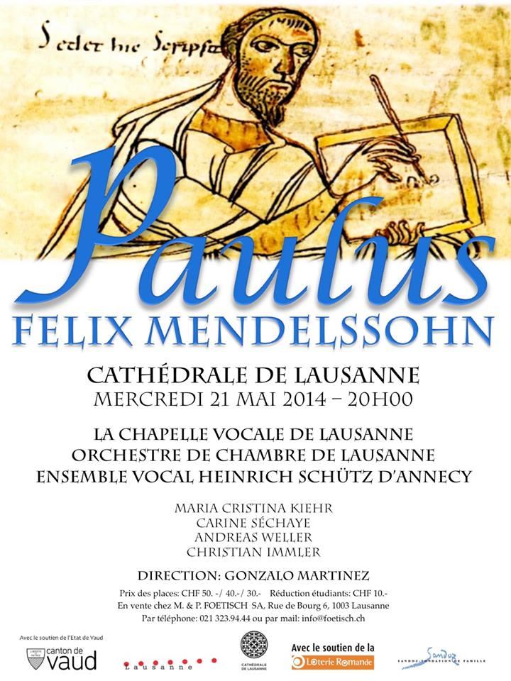 Paulus - Mendelssohn