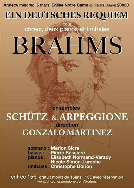 Brahms - Requiems