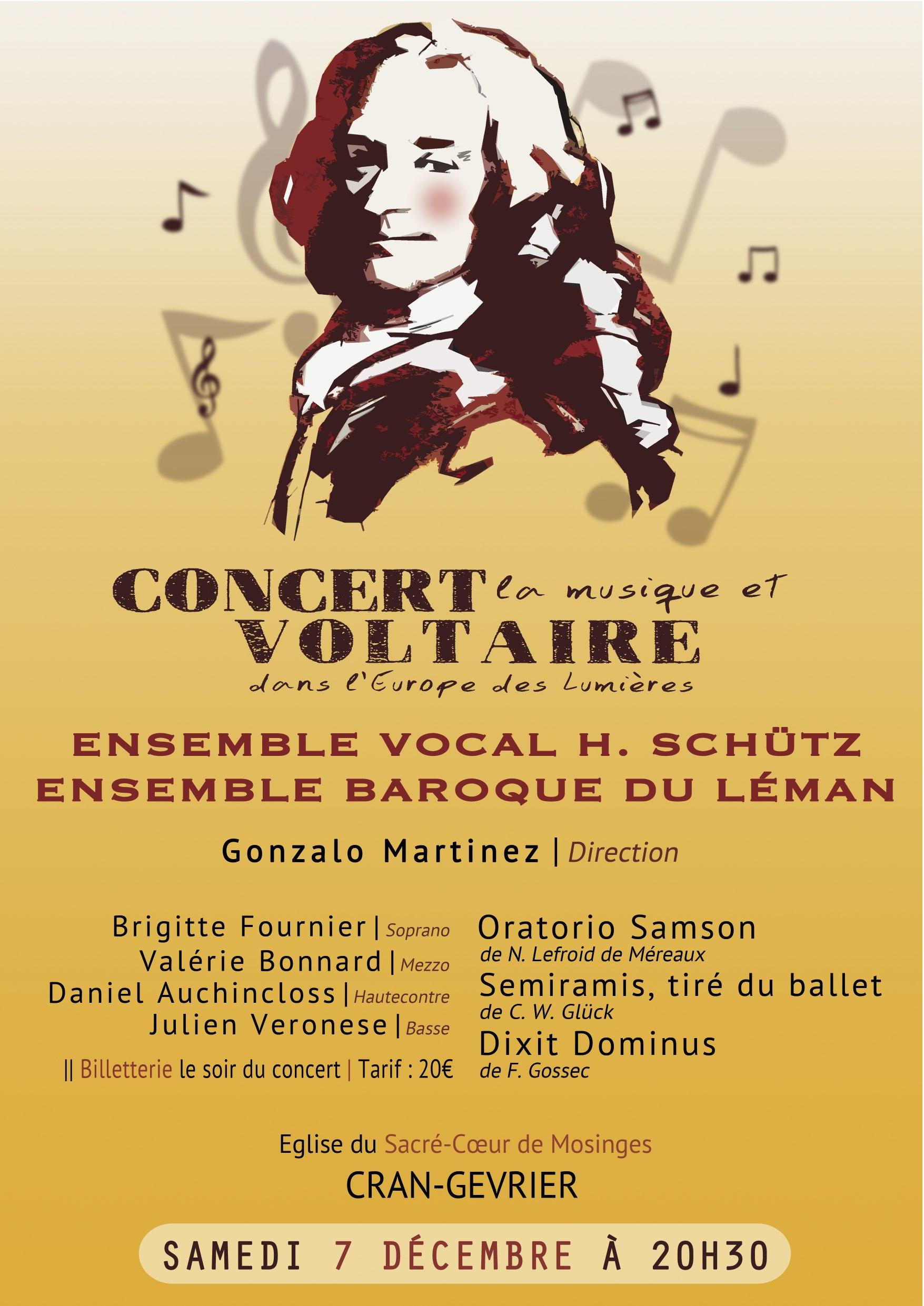 concert Voltaire
