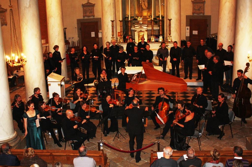 """Concert """"Mérope"""" Ferney Voltaire"""